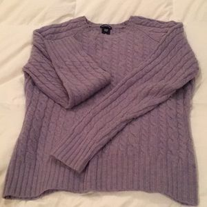 GAP women's crew neck sweater
